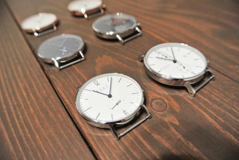 Knot腕時計_インタビュー