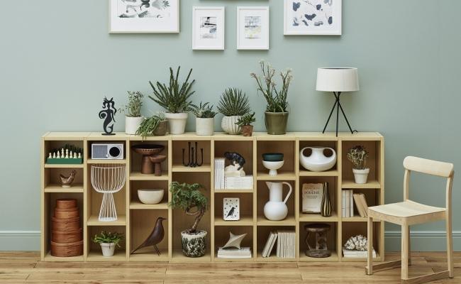 1cm単位で隙間家具をオーダーできるお店